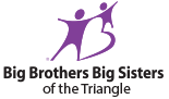 Big Brothers Big Sisters of the Triangle Retina Logo