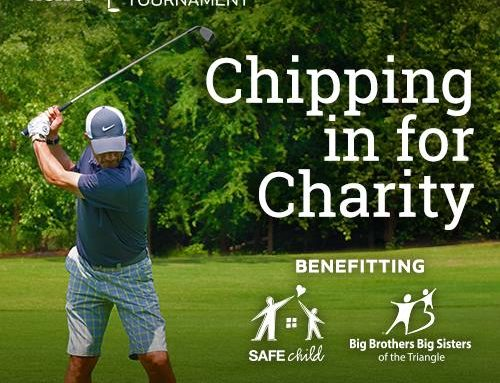 Chipping in for Charity 2019